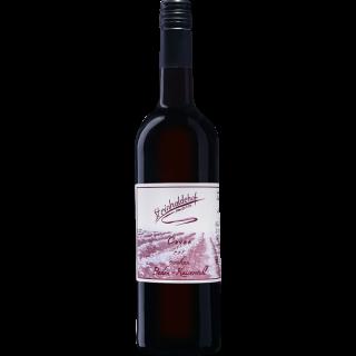 2016 Rotwein Cuvée QbA trocken BIO - Weingut Steinhaldehof