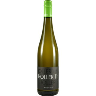 2018 Hollerith's Riesling - Weingut Hollerith