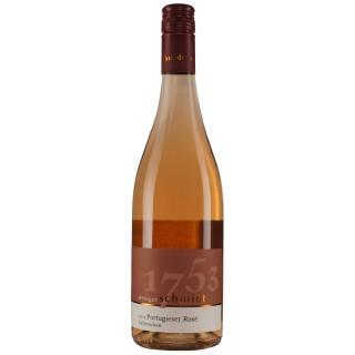 2018 Portugieser Rosé halbtrocken - Weingut Schmidt