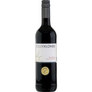 2017 Dornfelder halbtrocken - Weingut Boller Klonek