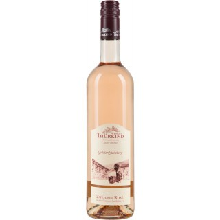2018 Zweigelt Rosé trocken - Weingut Thürkind