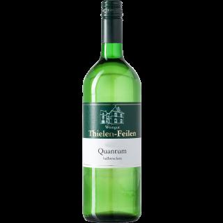 2018 QUANTUM Weißwein Cuvée halbtrocken 1L - Weingut Thielen-Feilen