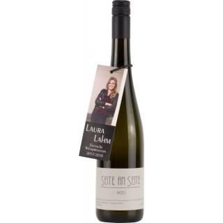 2017 Seite an Seite weiß - Weingut Lahm