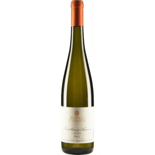 2017 Pinot Blanc & Auxerrois Cuvée QbA trocken - Eugen Spindler Weingut Lindenhof