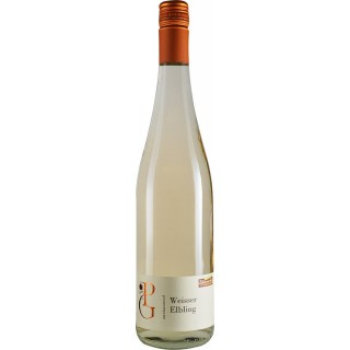 2019 Weißer Elbling trocken - Weingut Peter Greif