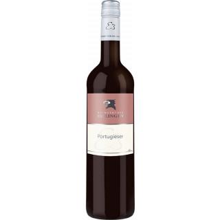 2018 Schlürfer Portugieser Ebene 3 lieblich - Weingärtner Esslingen