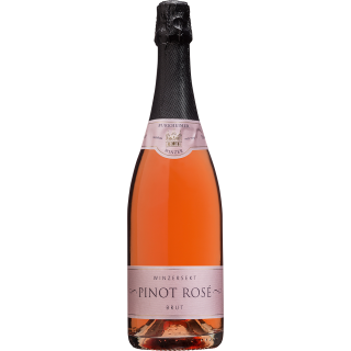 2015 Burkheimer Schlossgarten Pinot Rosé Sekt b. A. brut - Burkheimer Winzer