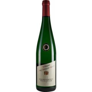 2018 Graacher Domprobst Riesling Spätlese ** süß - Weingut Josef Bernard-Kieren
