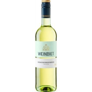 2018 Grauburgunder trocken - Weinbiet Manufaktur