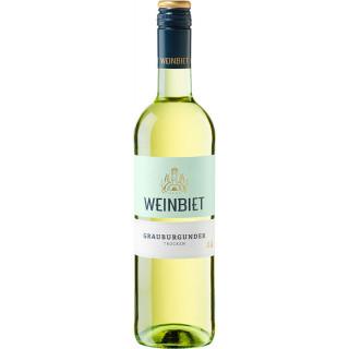 2019 Grauburgunder trocken - Weinbiet Manufaktur