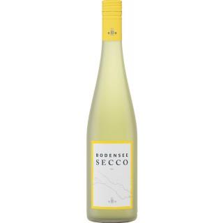 Bodensee-Secco Weiss - Markgräfliches Badisches Weinhaus