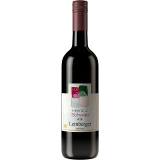 2018 Lemberger** trocken - Weingut Heinz J. Schwab
