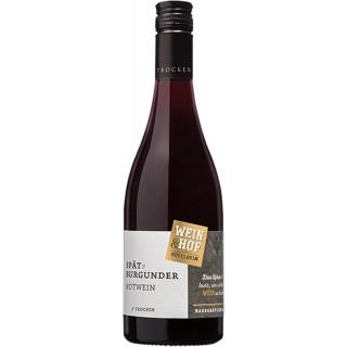 2017 Spätburgunder Rotwein QbA trocken 0,5L - Wein & Hof Hügelheim