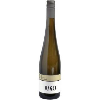 2018 Riesling QbA trocken - Weingut Nagel