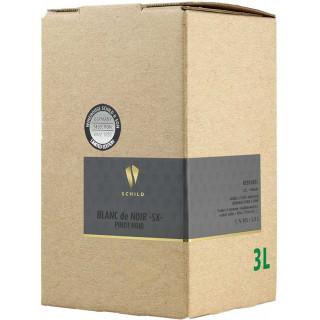 2020 Blanc de Noir -SX- Bag-in-Box (BiB) trocken 3,0 L - Schild & Sohn