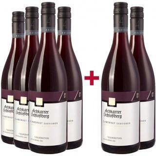 4+2 Paket Cabernet Sauvignon Edition Bestes Fass - Winzergenossenschaft Achkarren