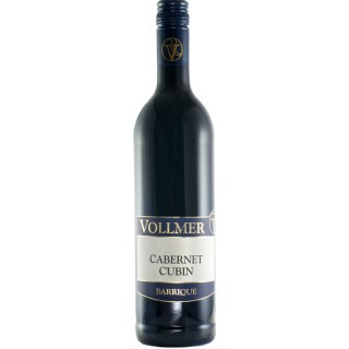 2012 Cabernet Cubin Barrique trocken - Weingut Roland Vollmer