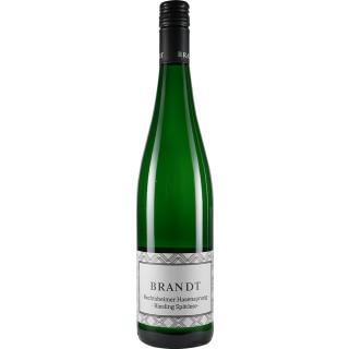 2018 Riesling Spätlese Bechtheimer Hasensprung lieblich - Weingut Brandt