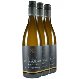"""""""Schiefer Sauvignon Blanc-Paket"""" trocken - Weingut Josten & Klein"""