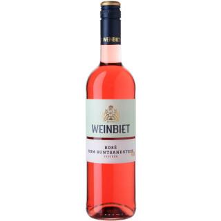 2020 Weinbiet Rosé vom Buntsandstein trocken - Weinbiet Manufaktur