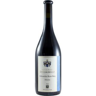 2017 Schozach Merlot ** trocken - Weingut Graf von Bentzel-Sturmfeder