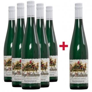 5+1 Paket Osterlämmchen  - Weingut Borchert