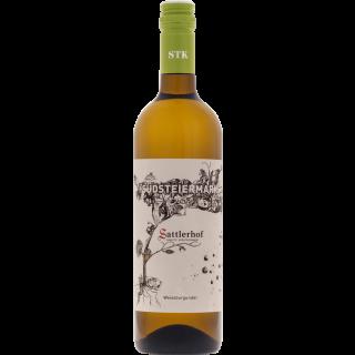 2017 Sattlerhof Weißburgunder Trocken - Weingut Sattlerhof