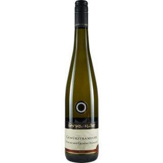 2016 Gewürztraminer lieblich - Weingut Gorges-Müller