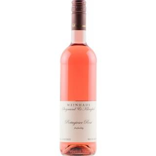 2019 Portugieser Rosé feinfruchtig - Weinhaus Siegmund & Klingbeil