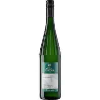 2015 Oestricher Lenchen Riesling Kabinett lieblich - Weingut Ottes
