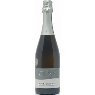 2016 Pinot Rosé Sekt -40 Monate Hefelagerung- brut - Weingut Zipf