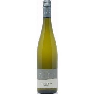 2018 3-Fach Z*** Weißweincuvée QbA trocken - Weingut Zipf