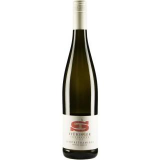 2018 Gewürztraminer Spätlese lieblich - Weingut Stübinger