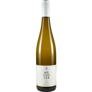 2018 Riesling feinherb - Weingut Wechsler