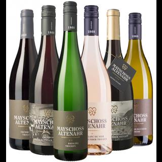 """Weinprobierpaket """"Weinprobe to go"""" - Winzergenossenschaft Mayschoß-Altenahr"""