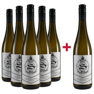 """""""Der Klassiker"""" Grauburgunder Paket - Weingut Steitz vom Donnersberg"""