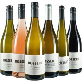 Bossert Kennlernpaket  - Weingut Bossert