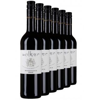 Dornfelder lieblich Paket // Weingut Wilker
