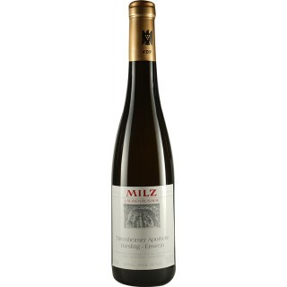 2000 Apotheke Riesling Eiswein 0,375 L - Weingut Josef Milz
