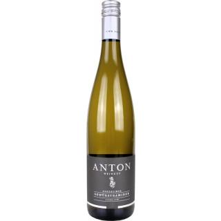 2020 Herxheimer Gewürztraminer lieblich - Weingut Anton