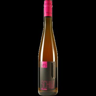 2016 SchiWi N5 Cuvée Rosé QbA trocken - Wein & Sekt Wiesenmühle