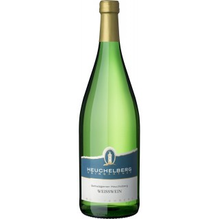 Schwaigerner Heuchelberg Weißwein halbtrocken 1,0 L - Heuchelberg Weingärtner eG