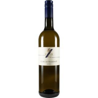 2017 Gewürztraminer Spätlese süß - Weingut Eller
