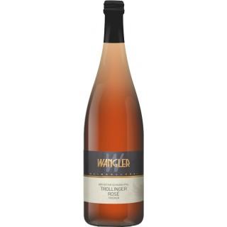 2020 Abstatter Schozachtal Trollinger Rosé trocken 1,0 L - Weinkellerei Wangler