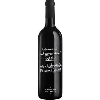 2016 Pinot Noir BIO - Weingut Christoph Edelbauer