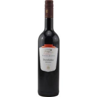 2015 Dornfelder Rotwein halbtrocken - Weingut Provis Anselmann