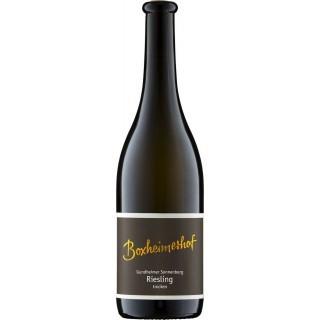 2018 Gundheimer Sonnenberg Riesling trocken - Weingut Boxheimerhof