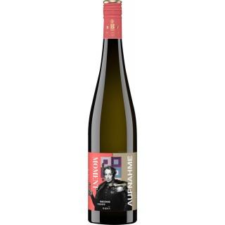 2018 Moment-Aufnahme Bacchus feinherb - Weingut Markgraf von Baden - Schloss Salem