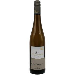 2018 Weißer Burgunder Auslese lieblich - Weingut Philipp Schnabel