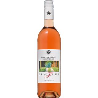 2020 Flaneur Rosé Dt. QW lieblich - Winzergenossenschaft Königschaffhausen-Kiechlinsbergen